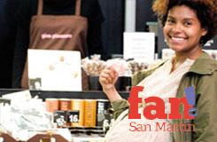 Fan San Martin