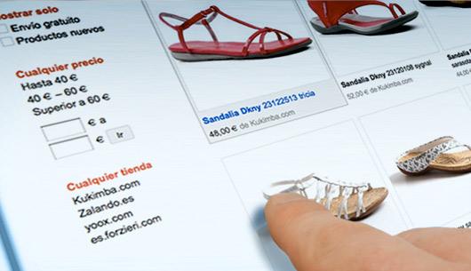 Posicionamiento en Google Shopping